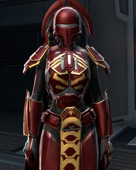 Exarch Asylum MK-26 (Armormech) Armor Set Preview from Star Wars: The Old Republic.