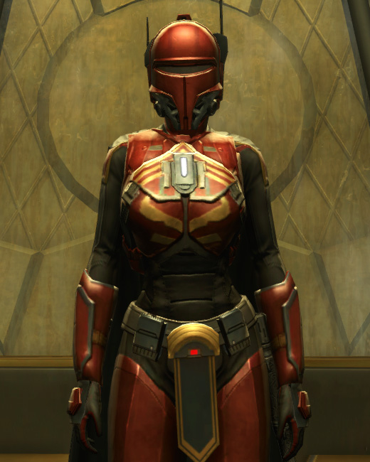 Exarch Onslaught MK-26 (Armormech) Armor Set Preview from Star Wars: The Old Republic.