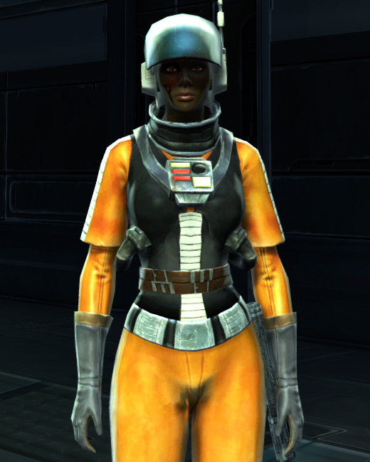 Experimental Pilot Suit Armor Set Preview from Star Wars: The Old Republic.