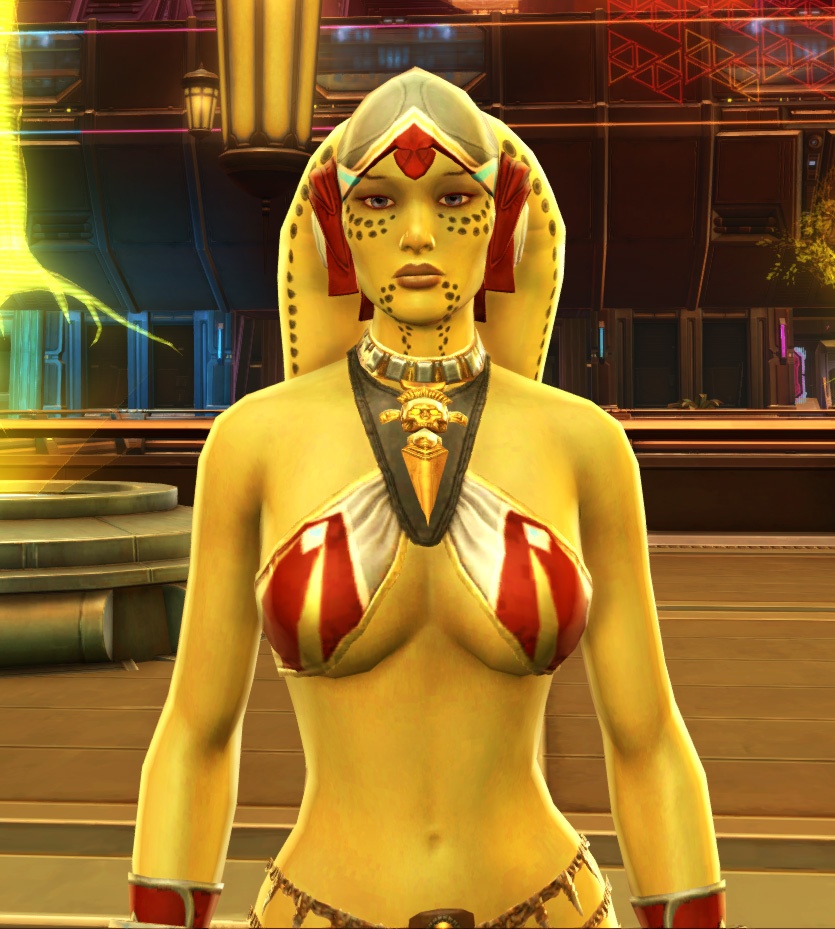 Exquisite Dancer Armor Set from Star Wars: The Old Republic.