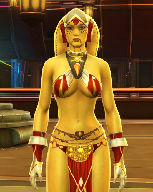Exquisite Dancer Armor Set Preview from Star Wars: The Old Republic.