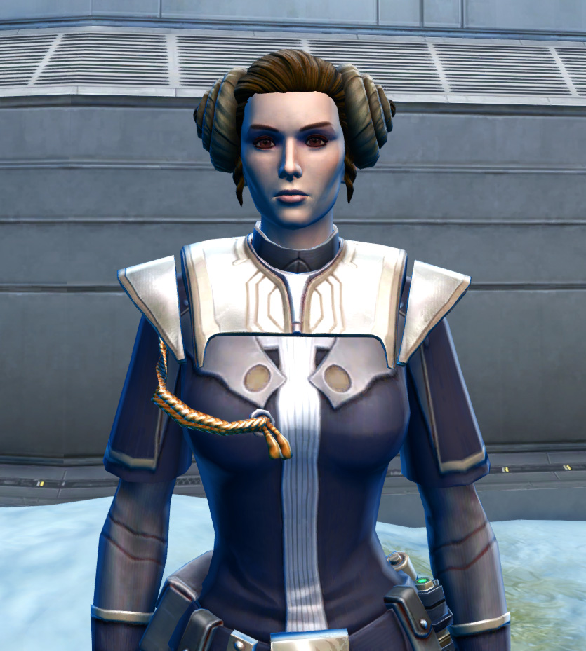 Exquisite Formal Armor Set from Star Wars: The Old Republic.