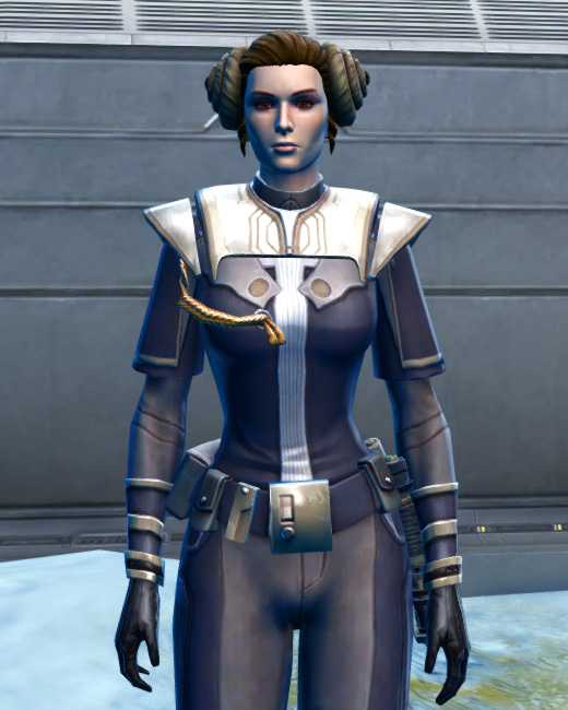 Exquisite Formal Armor Set Preview from Star Wars: The Old Republic.