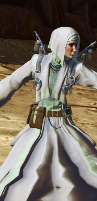 Feast Attire dyed in SWTOR.
