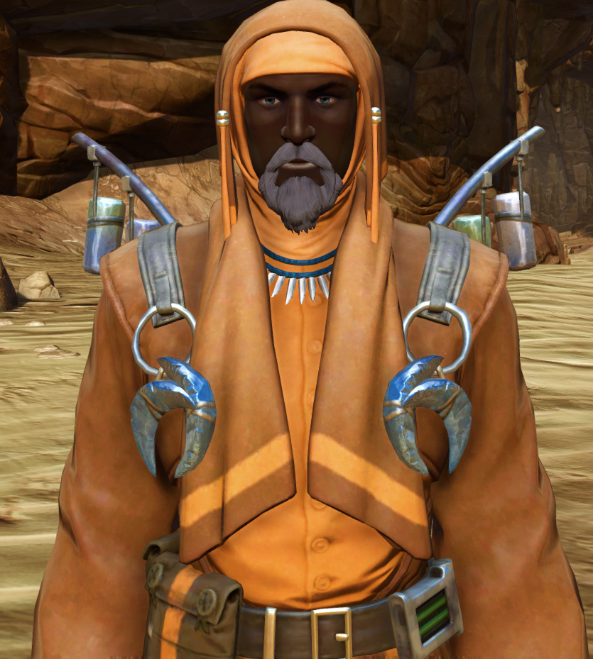 Feast Attire Armor Set from Star Wars: The Old Republic.