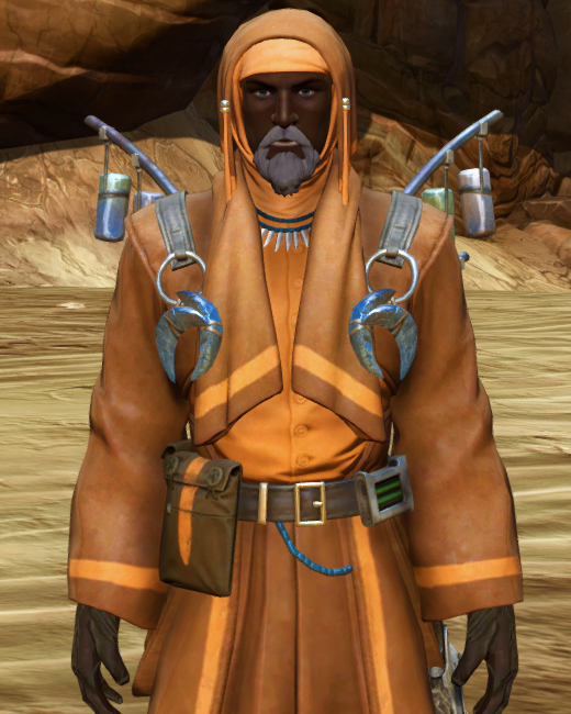 Feast Attire Armor Set Preview from Star Wars: The Old Republic.