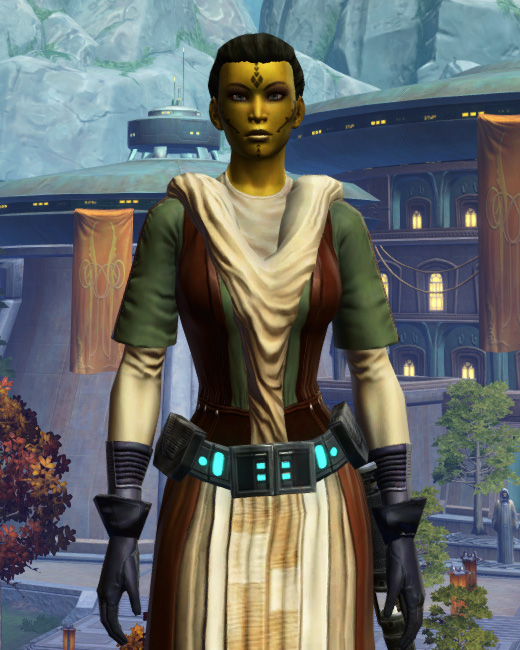 Force Initiate Armor Set Preview from Star Wars: The Old Republic.