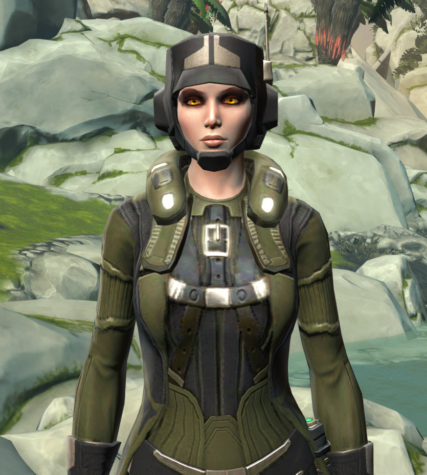 Forest Scout Armor Set from Star Wars: The Old Republic.