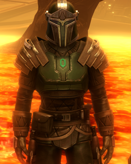 Forgemaster Armor Set Preview from Star Wars: The Old Republic.