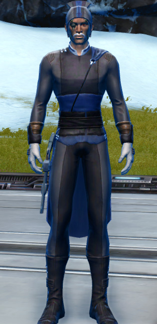 Formal Armor Set Outfit from Star Wars: The Old Republic.