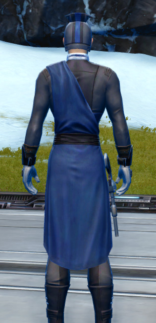 Formal Armor Set player-view from Star Wars: The Old Republic.
