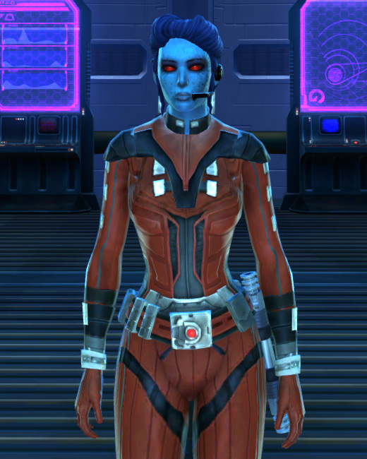 Frasium Onslaught Armor Set Preview from Star Wars: The Old Republic.