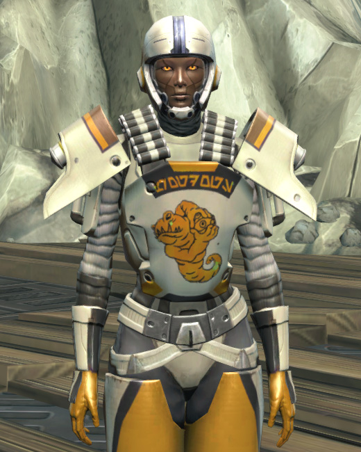 Frogdog Huttball Away Uniform Armor Set Preview from Star Wars: The Old Republic.