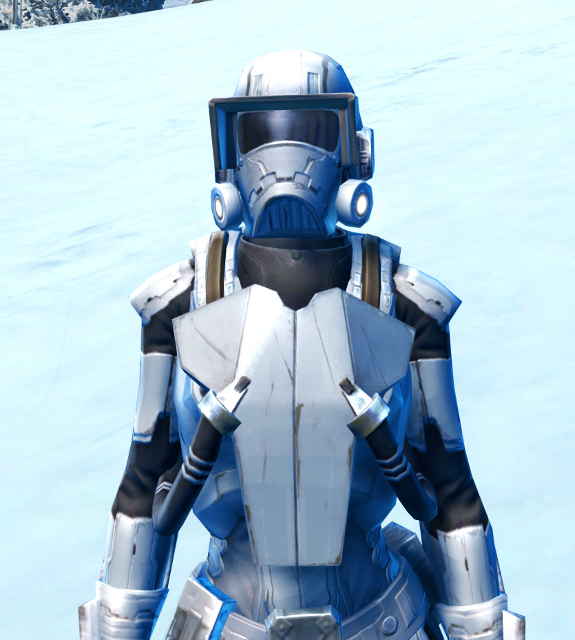 Frontline Defender Armor Set from Star Wars: The Old Republic.