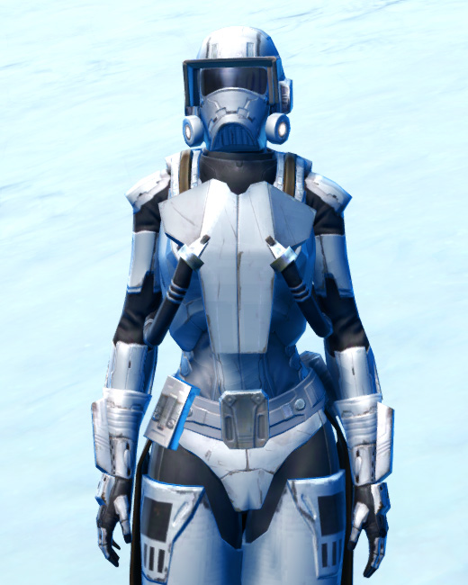 Frontline Defender Armor Set Preview from Star Wars: The Old Republic.