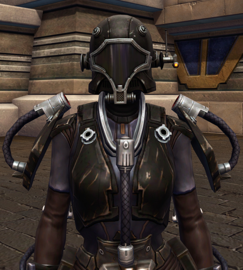 Game Plan Armor Set from Star Wars: The Old Republic.