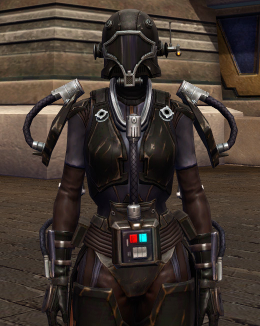 Game Plan Armor Set Preview from Star Wars: The Old Republic.