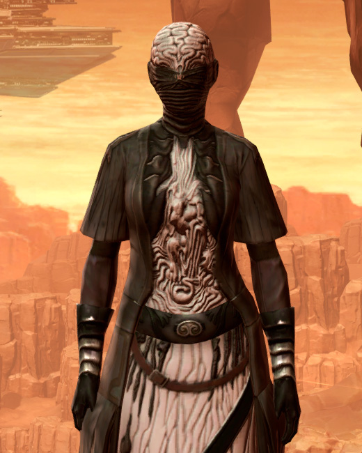 Ghostly Magus Armor Set Preview from Star Wars: The Old Republic.