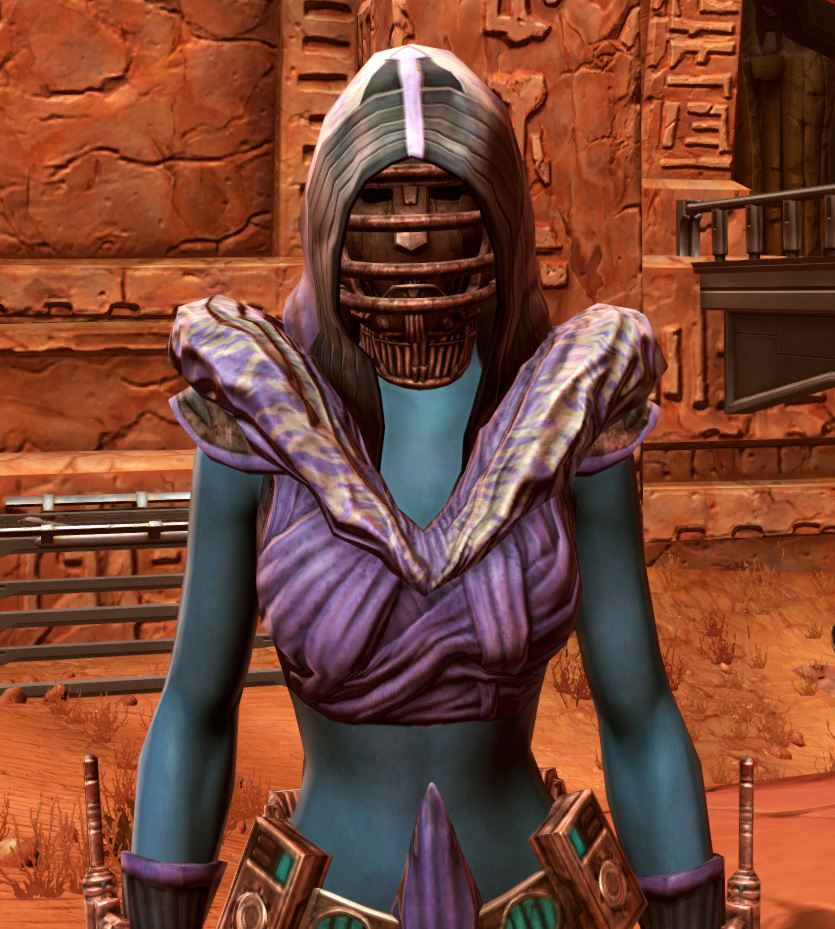 Grand Inquisitor Armor Set from Star Wars: The Old Republic.