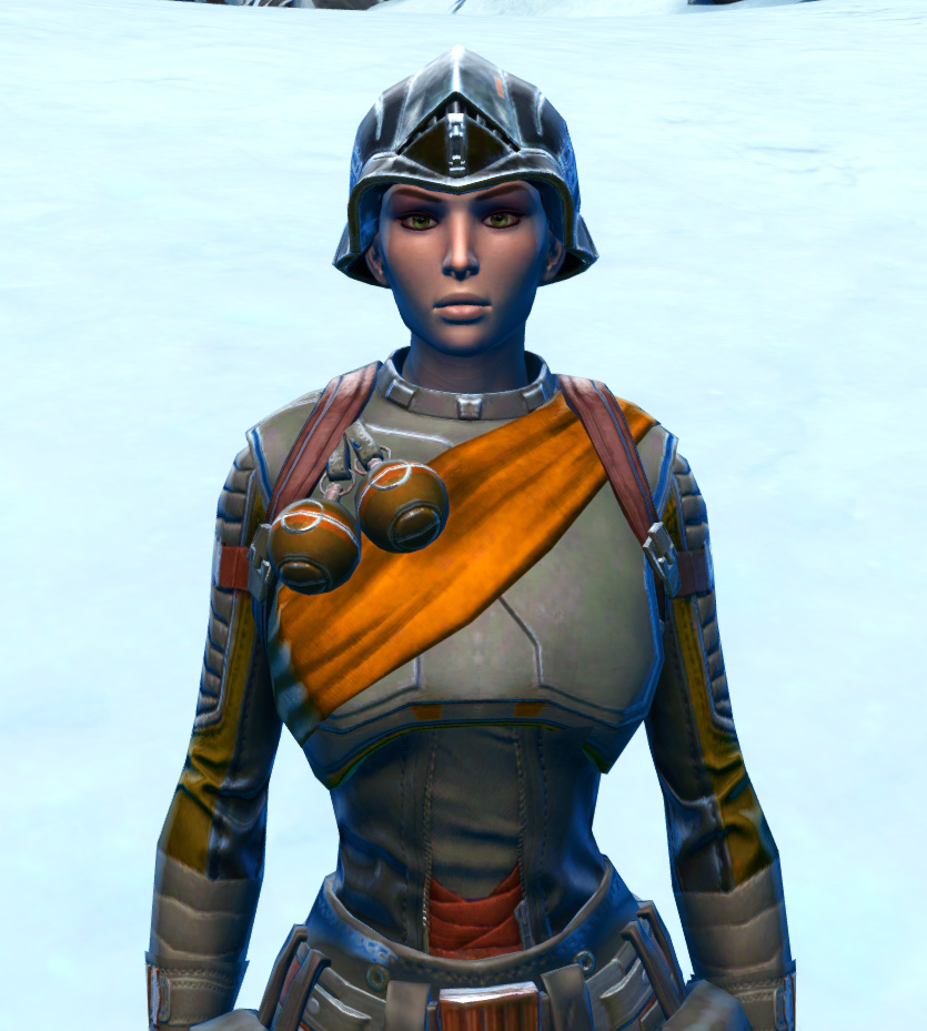 Hadrium Asylum Armor Set from Star Wars: The Old Republic.