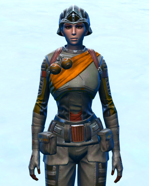 Hadrium Asylum Armor Set Preview from Star Wars: The Old Republic.