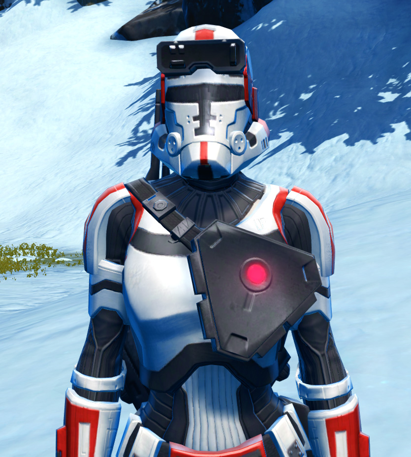 Havoc Squad Armor Set from Star Wars: The Old Republic.