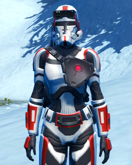 Havoc Squad Armor Set Preview from Star Wars: The Old Republic.