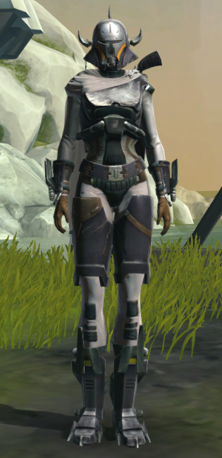 Headhunter Armor Set Outfit from Star Wars: The Old Republic.