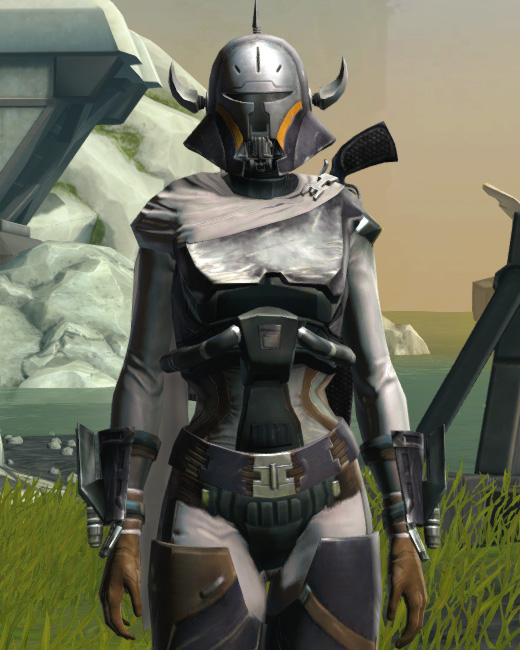 Headhunter Armor Set Preview from Star Wars: The Old Republic.