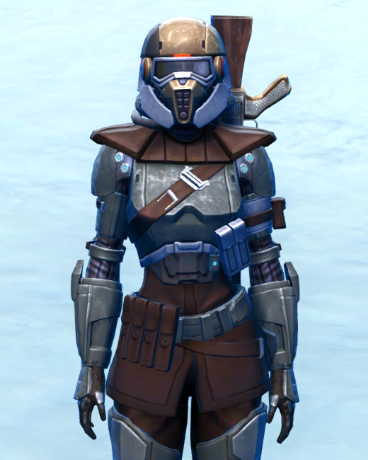 Holoshield Trooper Armor Set Preview from Star Wars: The Old Republic.