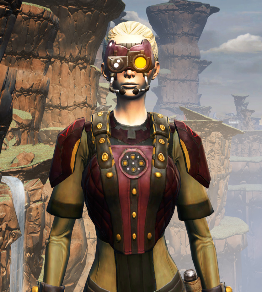 Hutt Cartel Armor Set from Star Wars: The Old Republic.