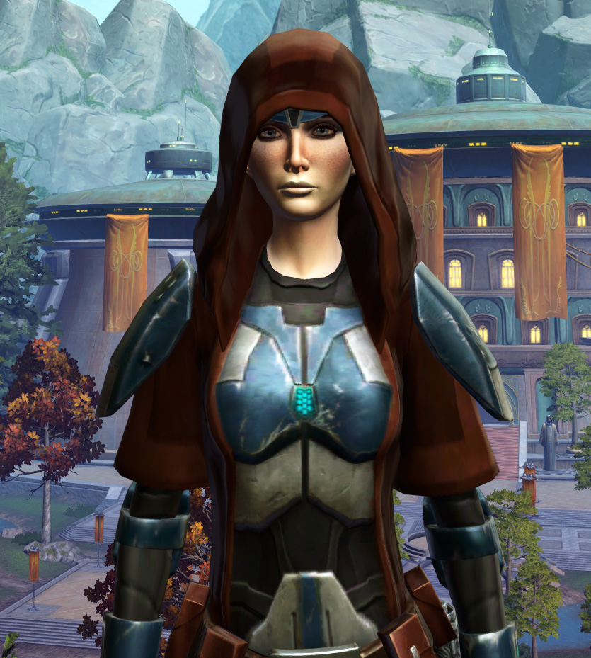 Hypercloth Aegis Armor Set from Star Wars: The Old Republic.