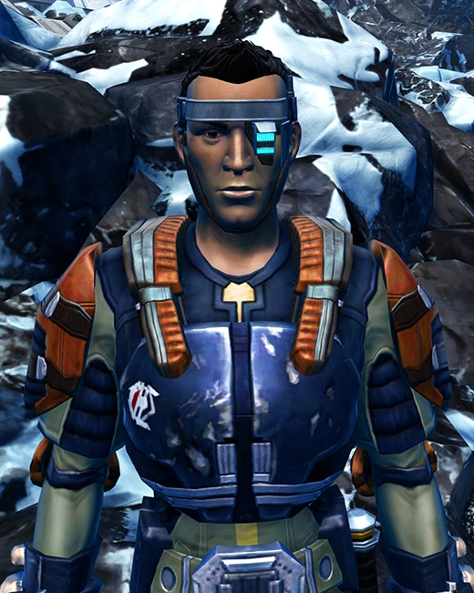Hyperspace Hotshot Armor Set Preview from Star Wars: The Old Republic.