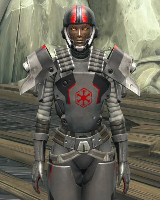 Imperial Huttball Away Uniform Armor Set Preview from Star Wars: The Old Republic.