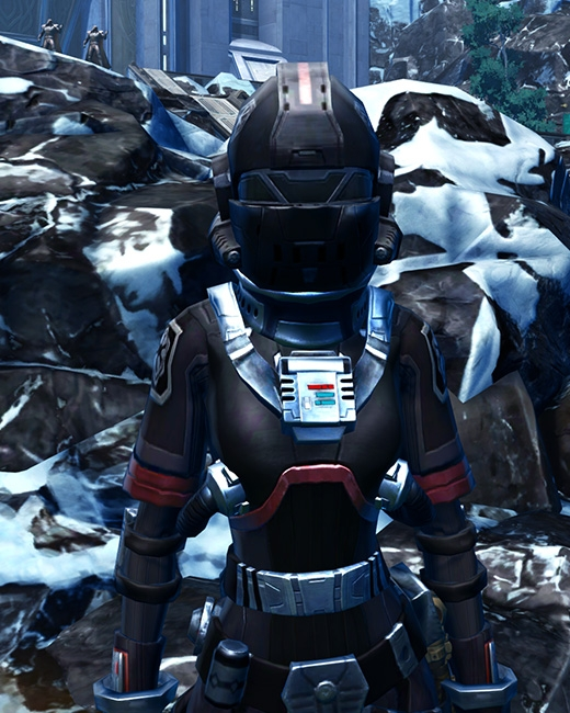 Imperial Pilot Armor Set Preview from Star Wars: The Old Republic.