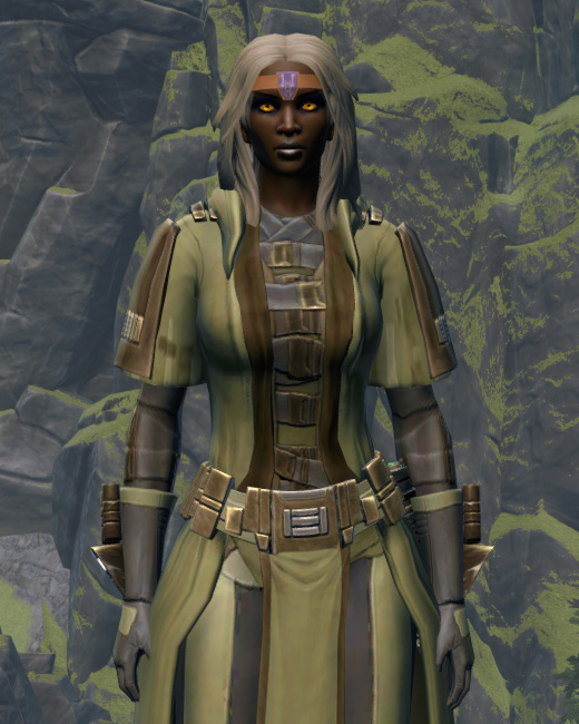 Initiate Armor Set Preview from Star Wars: The Old Republic.