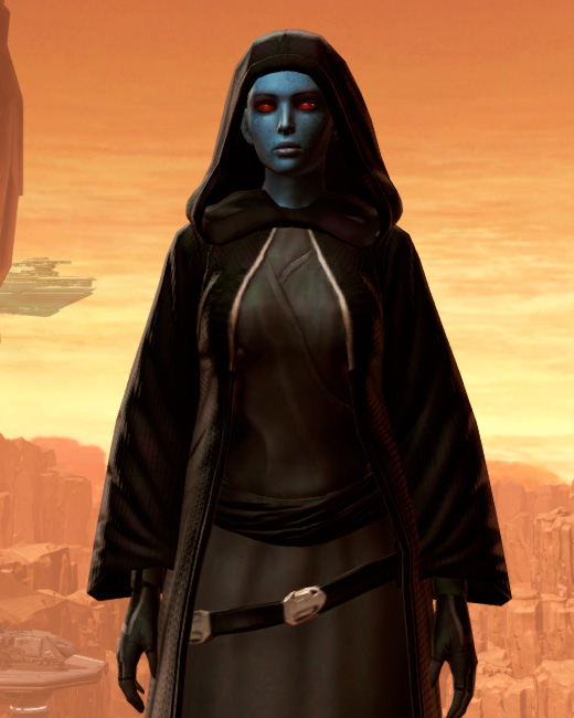 Insidious Counselor Armor Set Preview from Star Wars: The Old Republic.