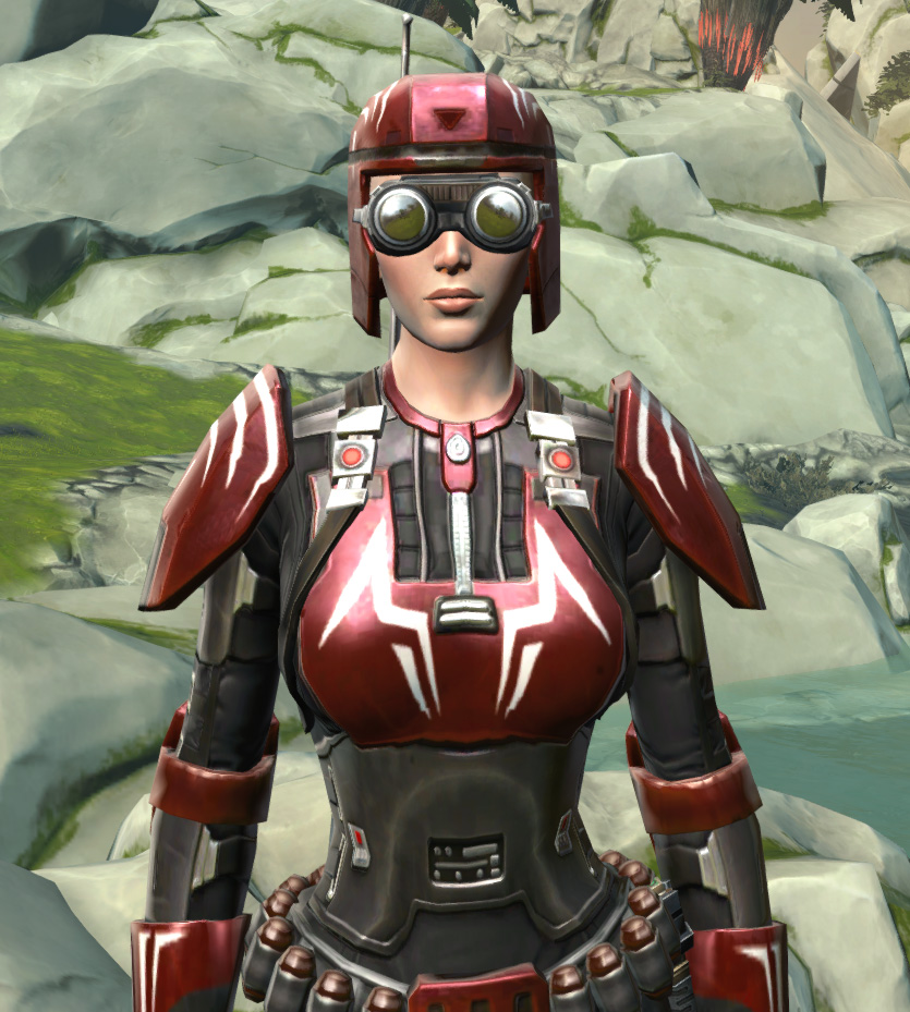 Interceptor Armor Set from Star Wars: The Old Republic.