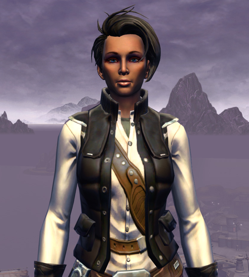 Interstellar Privateer Armor Set from Star Wars: The Old Republic.