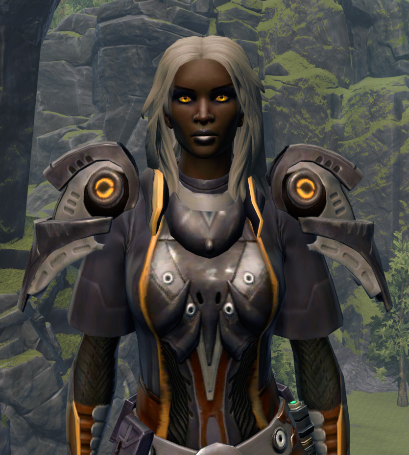 Intimidator Armor Set from Star Wars: The Old Republic.