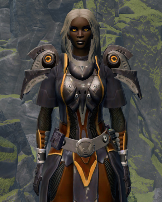 Intimidator Armor Set Preview from Star Wars: The Old Republic.