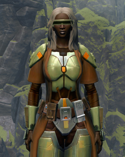 Jedi Stormguard Armor Set Preview from Star Wars: The Old Republic.