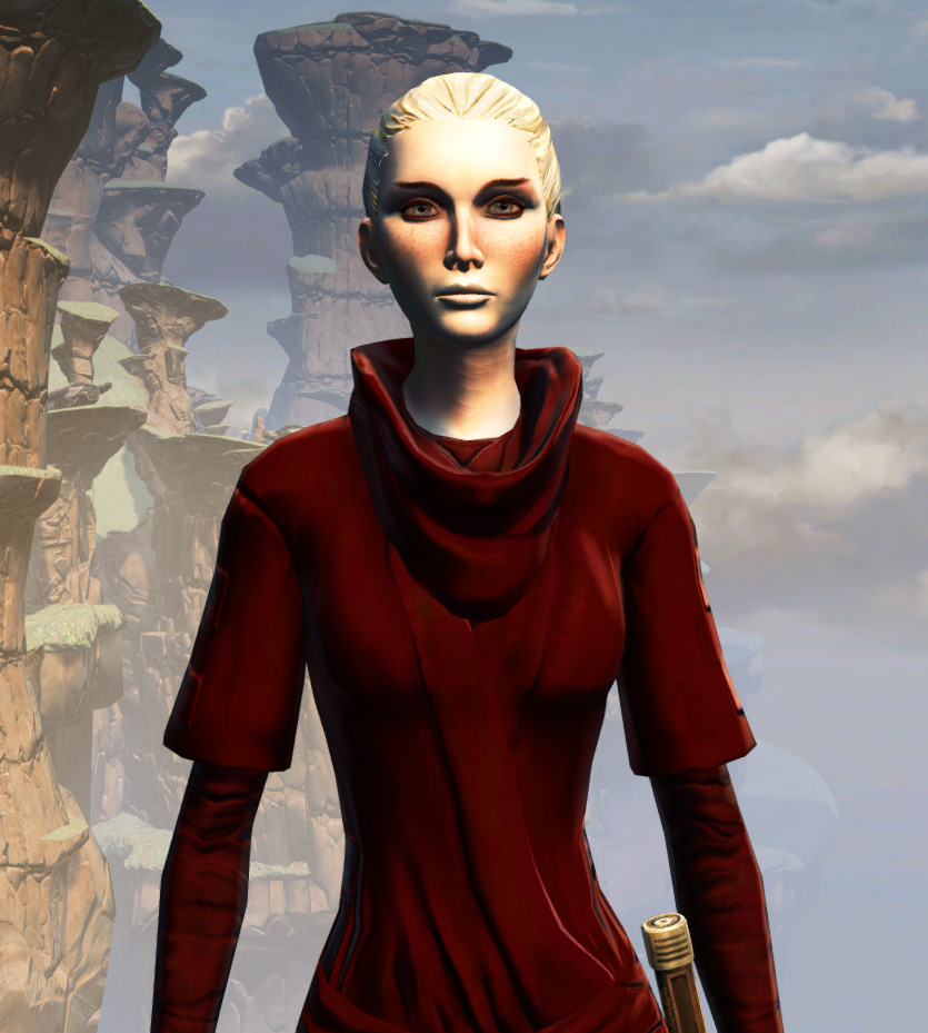 Life Day Robes Armor Set from Star Wars: The Old Republic.