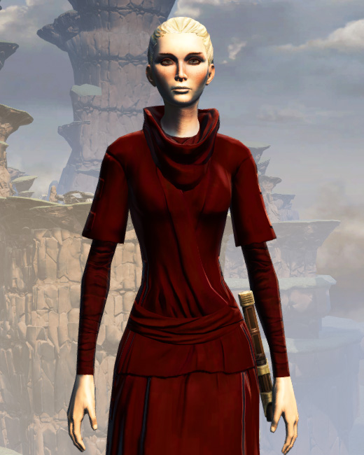 Life Day Robes Armor Set Preview from Star Wars: The Old Republic.