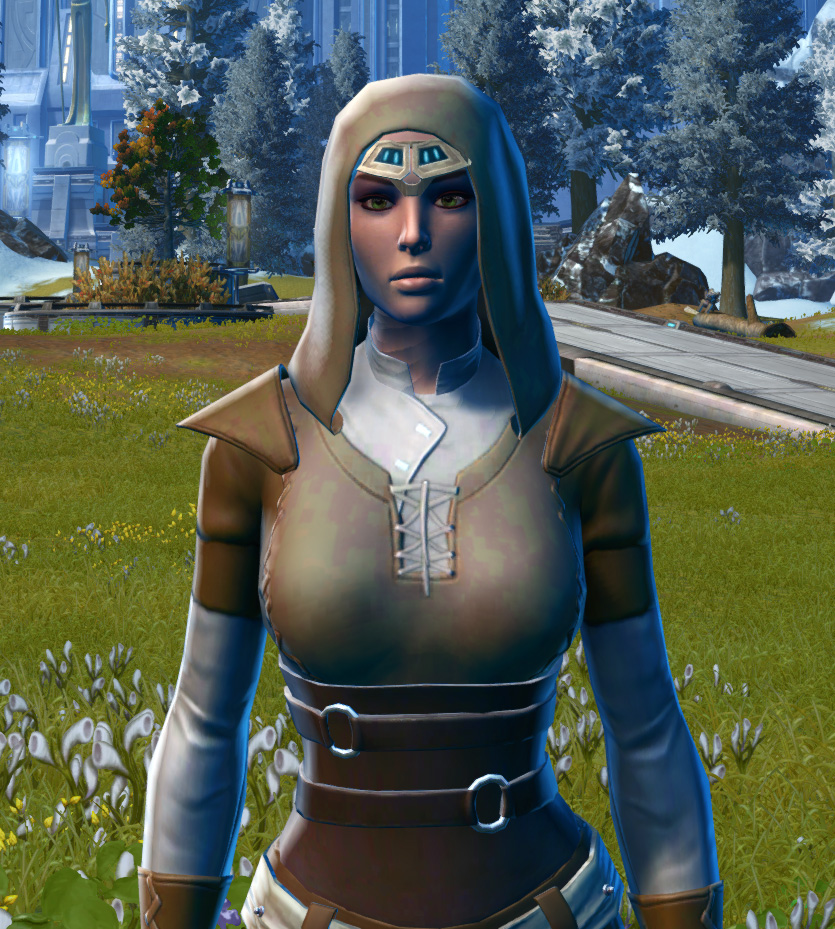 Light Devotee Armor Set from Star Wars: The Old Republic.