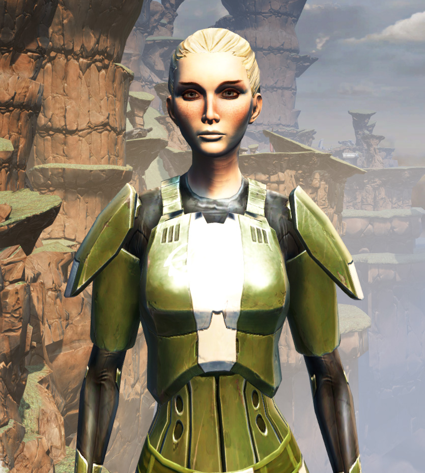 MA-35 Forward Ops Chestplate Armor Set from Star Wars: The Old Republic.