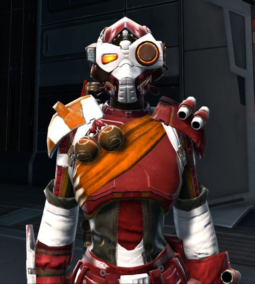Madilon Asylum Armor Set from Star Wars: The Old Republic.