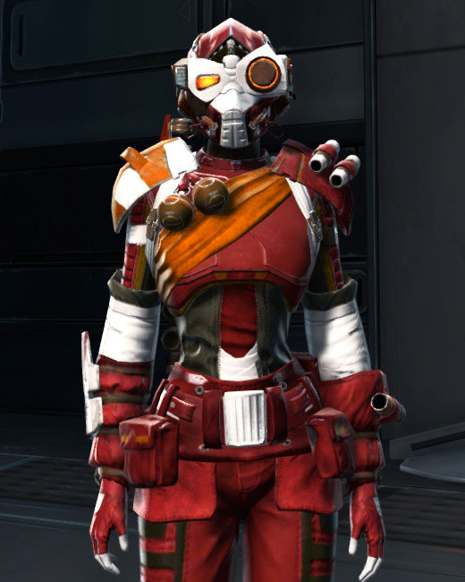 Madilon Asylum Armor Set Preview from Star Wars: The Old Republic.