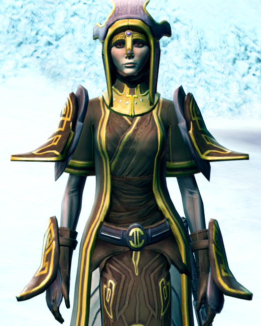 Majestic Augur Armor Set Preview from Star Wars: The Old Republic.