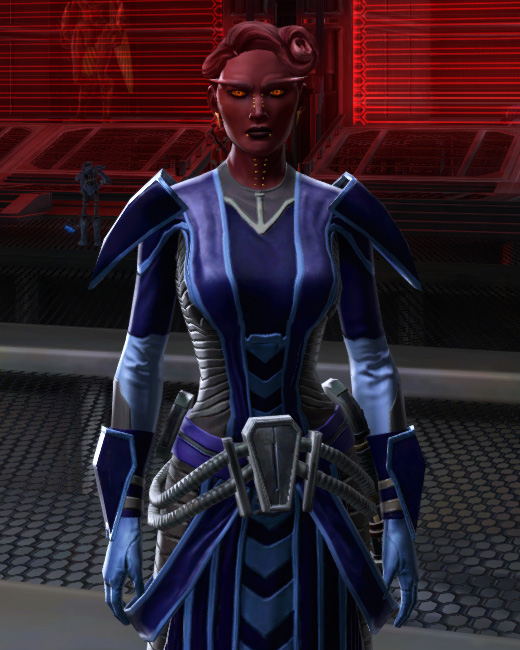 Malevolent Interrogator Armor Set Preview from Star Wars: The Old Republic.